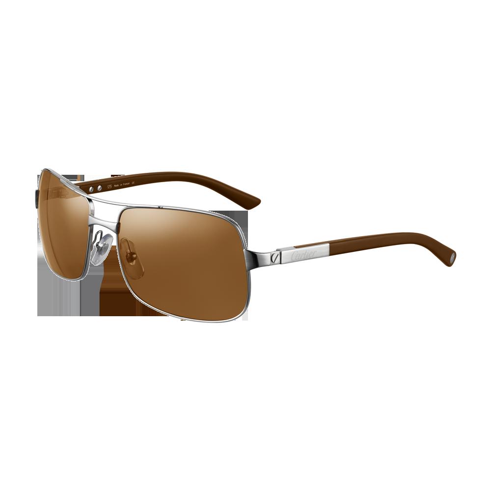 Cartier lunettes de soleil homme santos - Lunette de soleil cartier homme ...