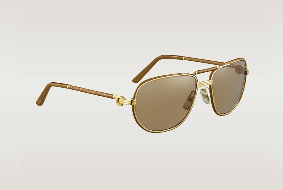 prix lunette cartier aviateur,lunette de soleil cartier