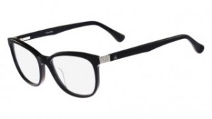 taille 40 2bbad b3090 Illustration lunettes Calvin Klein femme