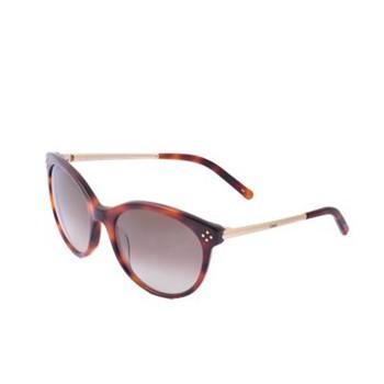 32e955c39cd1d Modèle lunettes de soleil Chloé enfant